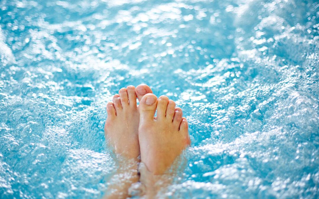Top 5 Hot Tub Benefits