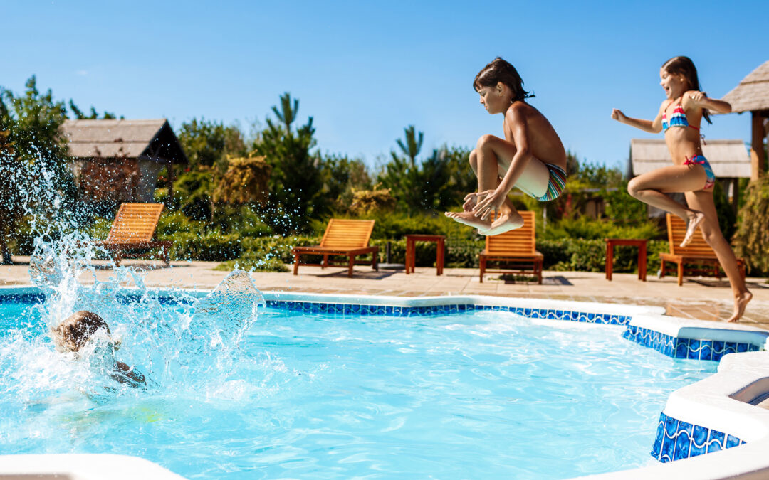 7 Pool Games Your Kids Will Love